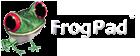 FrogPad Logo